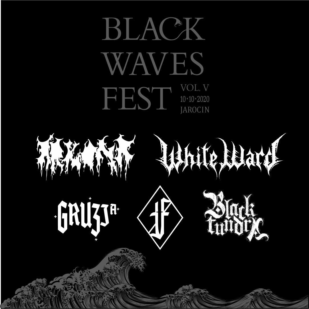 Do składu Black Waves Fest vol.5 dochodzi  Black Tundra!