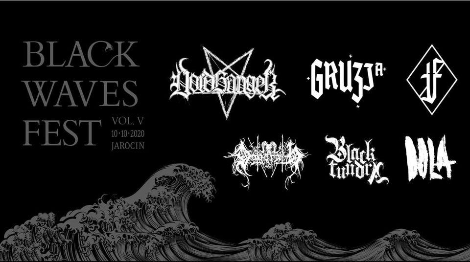 Dagorath zamyka skład  Black Waves  Fest Vol. 5!